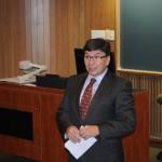 Dr. Rene Zenteno, Vice Provost and Senior Officer for International Initiatives, UTSA