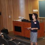 Ms. Mimi Yu, Associate Director of East Asia Institute at UTSA