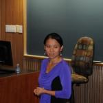Ms. Feiyi Ring, Program Specialist, Confucius Institute at UTSA