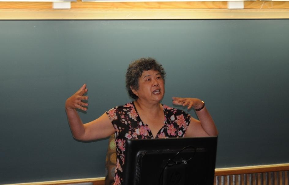 Dr. Cynthia Ning University of Hawaii at Manoa