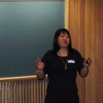 Ms. Shikun Li, Ph.D. Candidates, the Department of Bilingual Bicultural Studies, UTSA