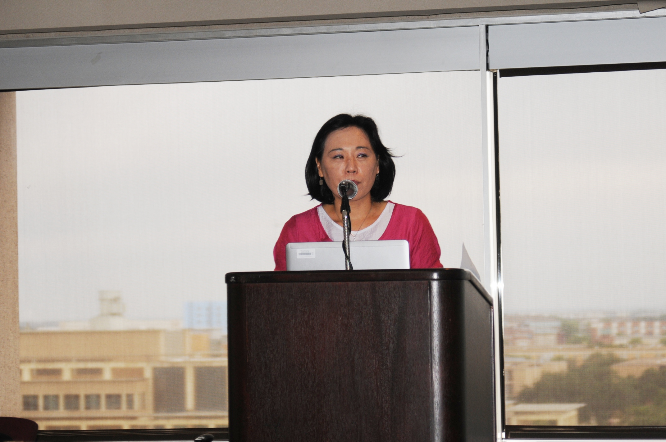 Ms. Amy Chen,  President of CLTA-TX