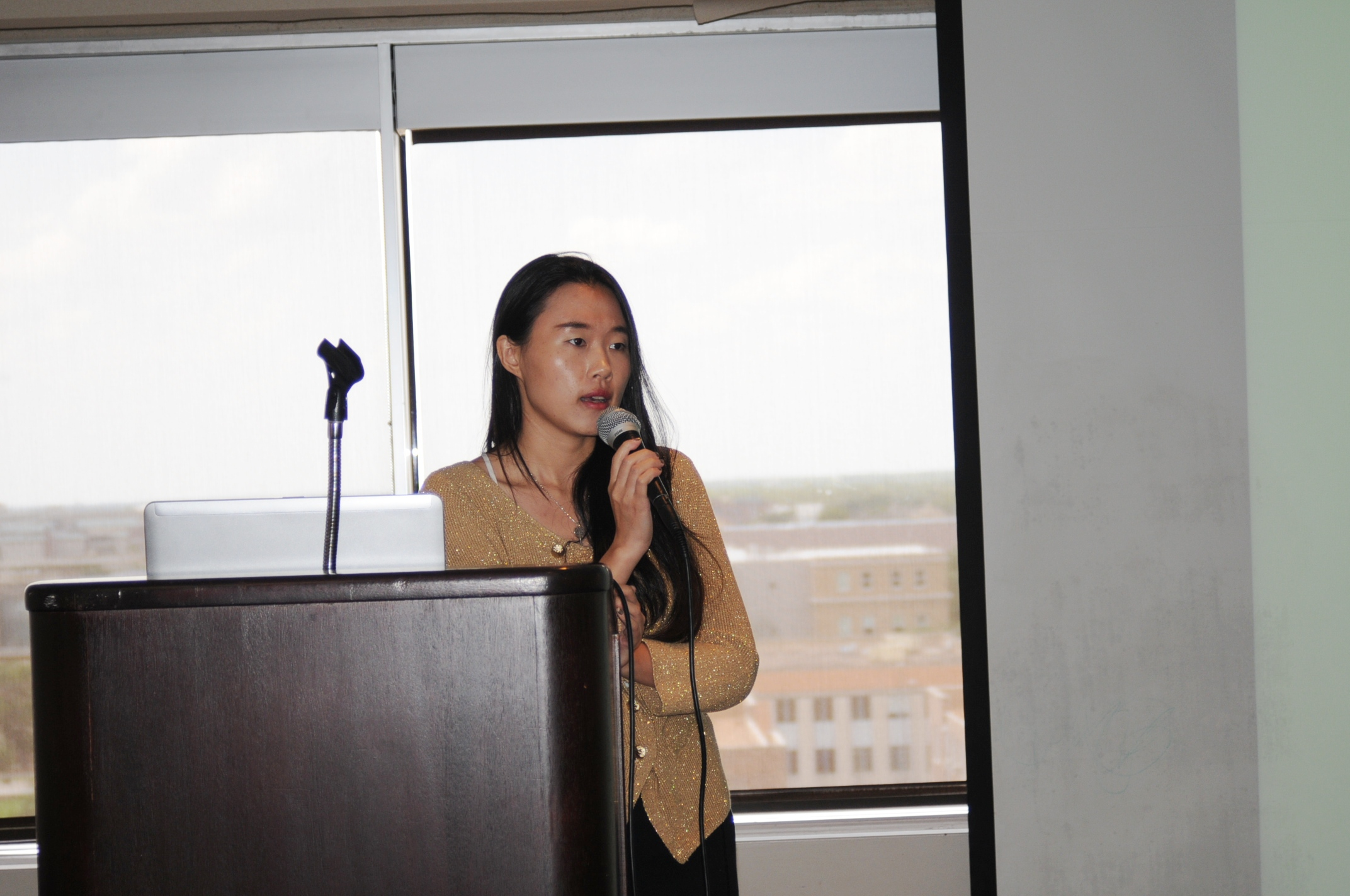 Ms. Qinxin Shi, PhD Candidate Texas A&M University