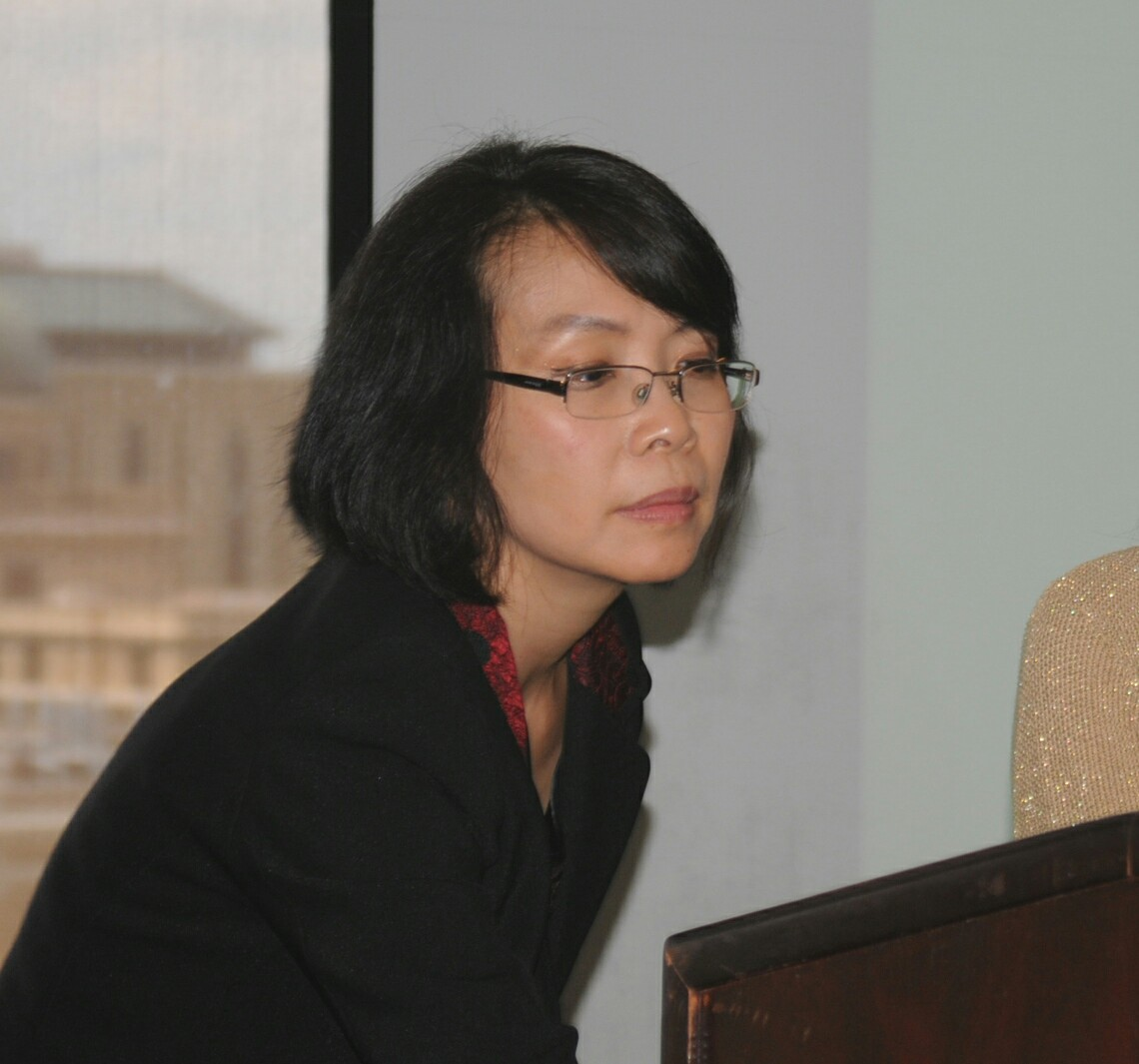 Ms. Yuhsin Lee, 2017 Conference Program Chair