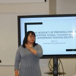 Ms. Shikun Li, PhD Candidate University of Texas at San Antonio