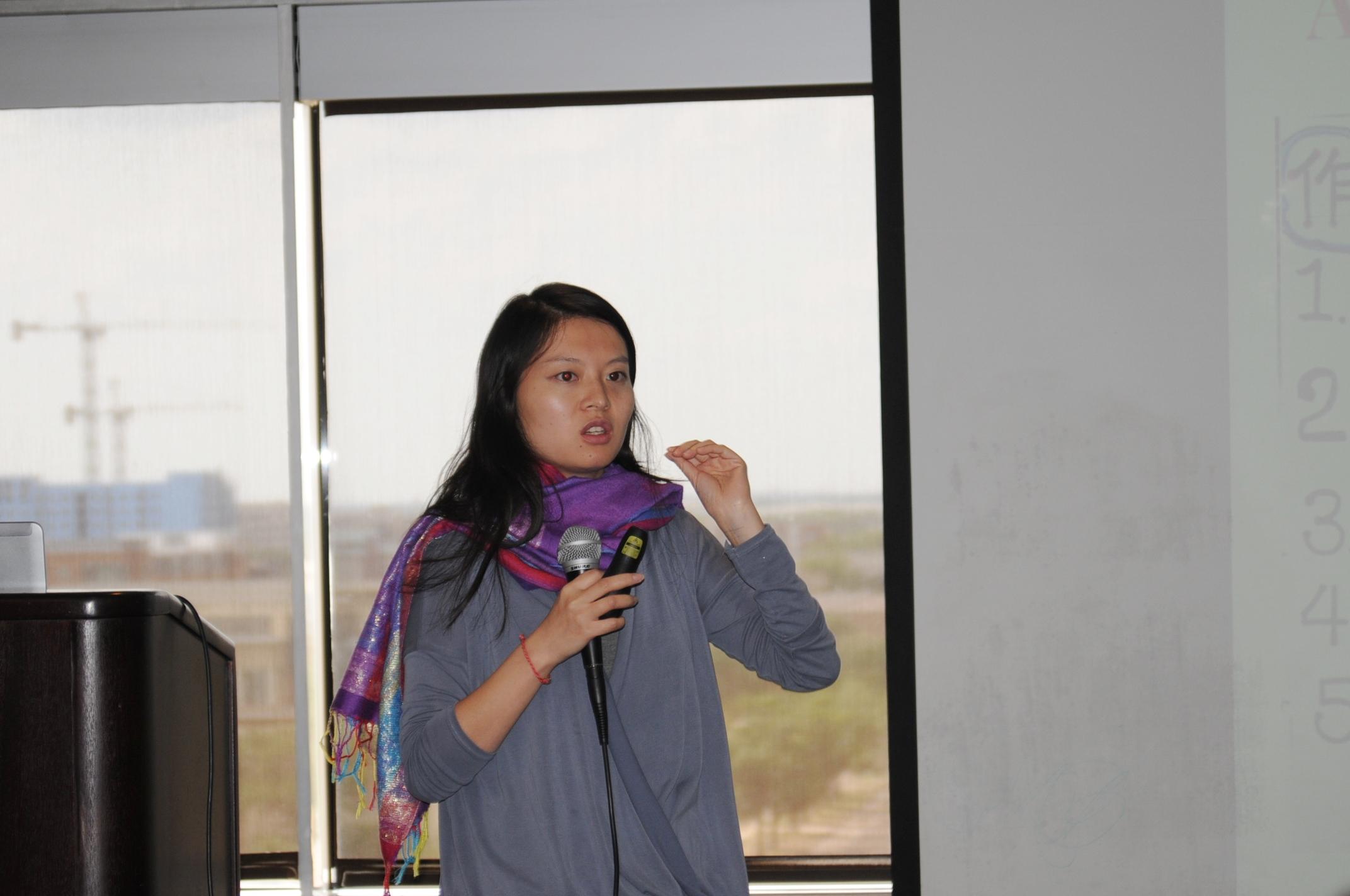 Ms. PengPeng Jiang,  Jenks Southeast Elementary, Tulsa, OK